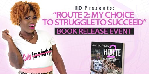 """Route 2"" Book Release & Book Signing - Shreveport"