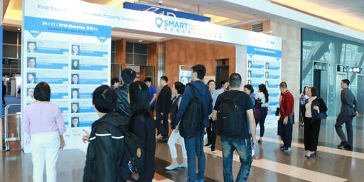 SMART Investment & International Property Expo - Hong Kong (23-24 Nov 2019)