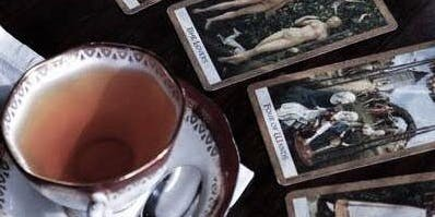 Monthly Coffee, Card Reading & Oil Magic Club