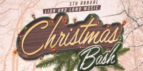 5th Annual Lion and Lamb Music Christmas tickets