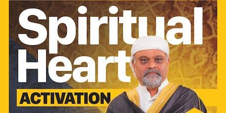 The Spiritual Heart Activation tickets