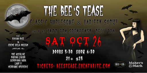 The Bee's Tease Burlesque
