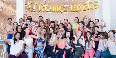 STRONG BABES TURNS ONE!