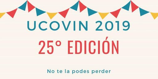 UcoVin 2019