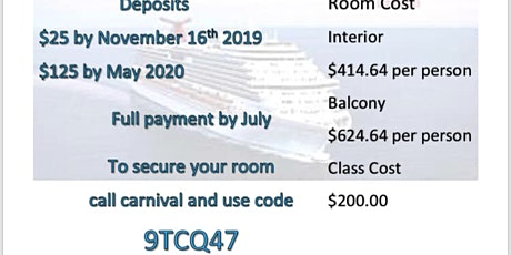 Cowboys of the Caribbean tickets