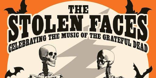 Stolen faces Halloween party