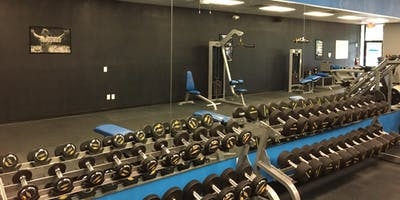 'Lift or Treat' – StrongFound's Grand Re-Opening - Networking, Fitness, Food, Fun, Prizes