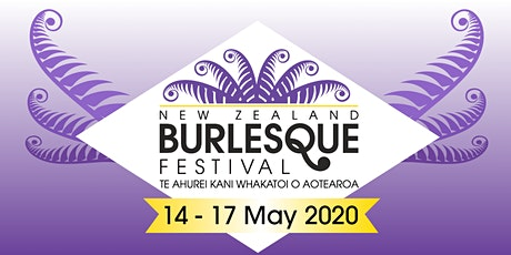 NZ Burlesque Festival 2020 - Welcome Event tickets