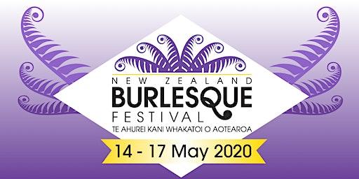 NZ Burlesque Festival 2020 - Welcome Event
