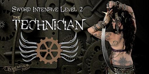Bohemian Blade Level 2 Intensive - The Technician - DC