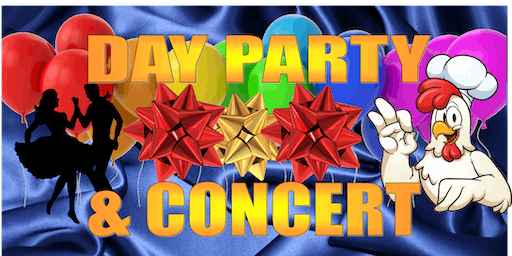 Birthday Day Party And Concert