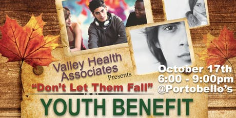 """Don't Let Them Fall"" Youth Benefit tickets"