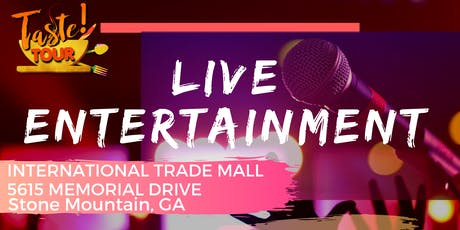 The Taste Tour Mobile Food Court and Live Entertainment tickets