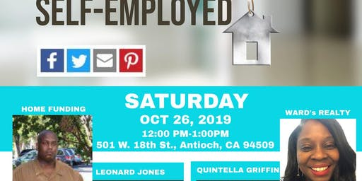 Self-Employed & 1099 First Time Home Buyer Seminar