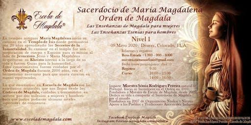 Sacerdocio de Maria Magdalena Nivel 1