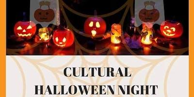 Enactus Team Halloween Event