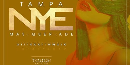 Tampa New Year's Eve 2020 - The Masquerade