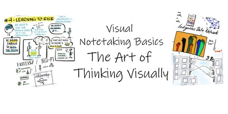Visual Notetaking Basics (for adults) tickets