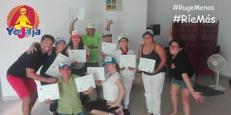 Certificación Internacional Yoga de la Risa - Monterrey boletos