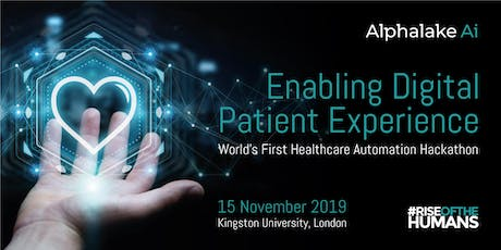 World's First Healthcare Automation Hackathon tickets