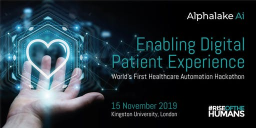 World's First Healthcare Automation Hackathon