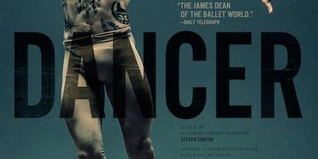Dancer - Encore Screening - Wed 30th October - Perth tickets