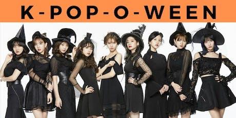 K-POP-O-WEEN TWICE x BTS EDITION tickets
