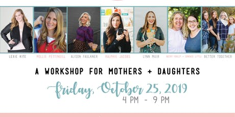 Dear Daughter Workshop tickets