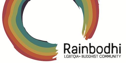 Rainbodhi LGBTQIA+ Buddhist Community Launch Event