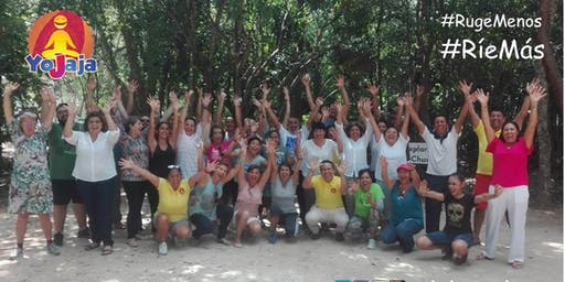 Certificación Internacional Yoga de la Risa - Reynosa