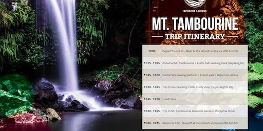 ILSC - Mt. Tamborine Trip - 27/10