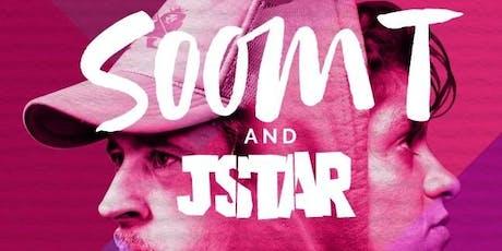 Inner west Reggse Disco Machine presents Soom T & Jstar tickets
