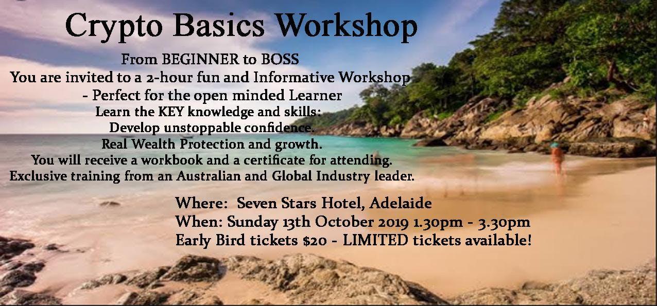 Crypto Basics Workshop