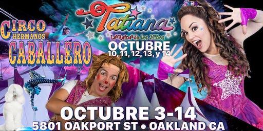 Circo Hermanos Caballero - Circus - Oakland