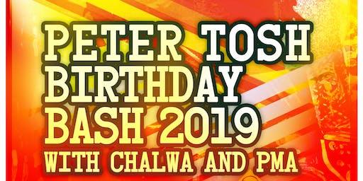 Chalwa and PMA Peter Tosh Birthday Bash