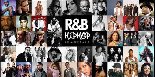 I LOVE the 90's  & 2000's | R&B - Hip Hop  @ House of Blues