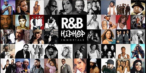 I LOVE the 90's  & 2000's   R&B - Hip Hop  @ House of Blues