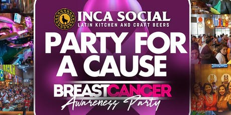 Party For A Cause tickets