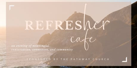 Refresher Cafe tickets