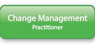 Change Management Practitioner 2 Days Virtual Live Training in Milan