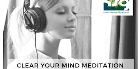 Meditation and Mindfulness Seminar tickets