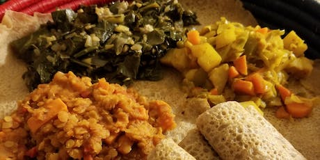 Hands-On African Cooking Class tickets