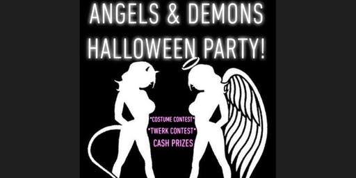 Angels and Demons Halloween Party !