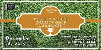 Par For A Charity Golf Tournament