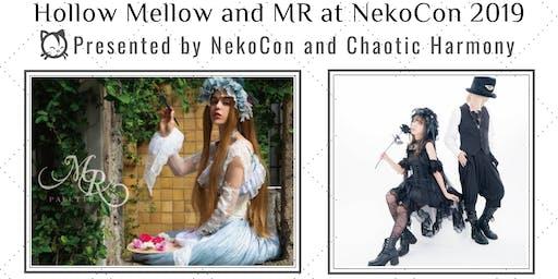 Nekocon 2019 Lolita Tea Party