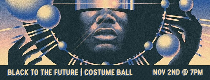 The House of Afros, Capes & Curls: Black To The Future Costume Ball image