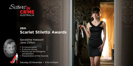 26th Scarlet Stiletto Awards Dinner tickets