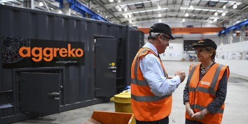 Aggreko Open Days - Doncaster