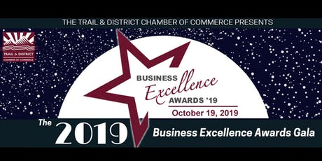 2019 Business Excellence Awards Gala tickets