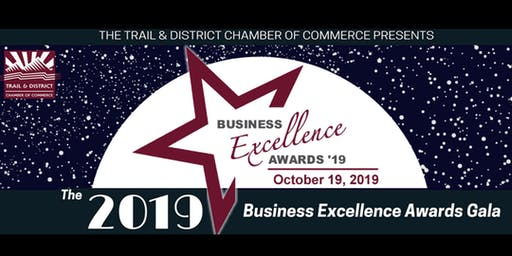 2019 Business Excellence Awards Gala
